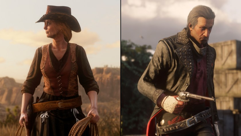 Nouveaux vêtements dans la bêta de Red Dead Online (16 avril 2019)
