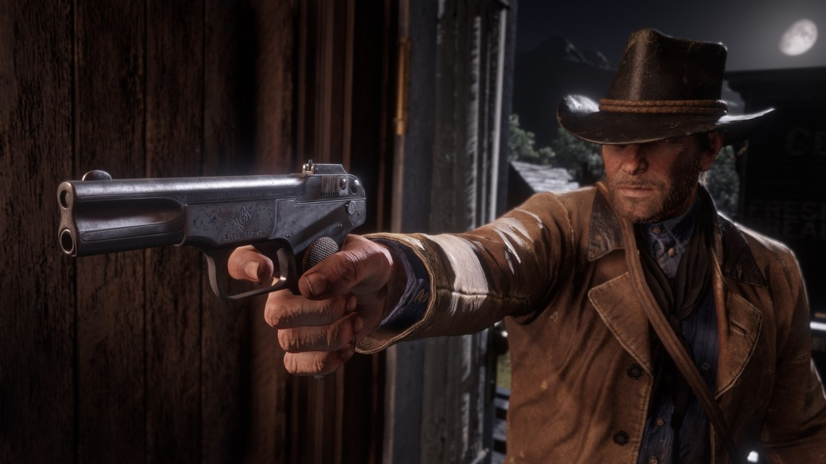 Red Dead Redemption 2 PC Exclusive Weapons, Missions & Horses Detailed 1