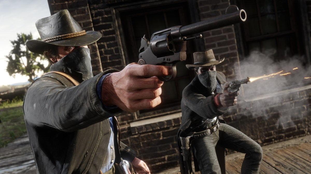 Red Dead Redemption 2 PC Exclusive Weapons, Missions & Horses Detailed 2