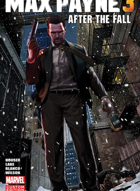 Max Payne 3 Comic Book Issue 1 Available For Free Download 1