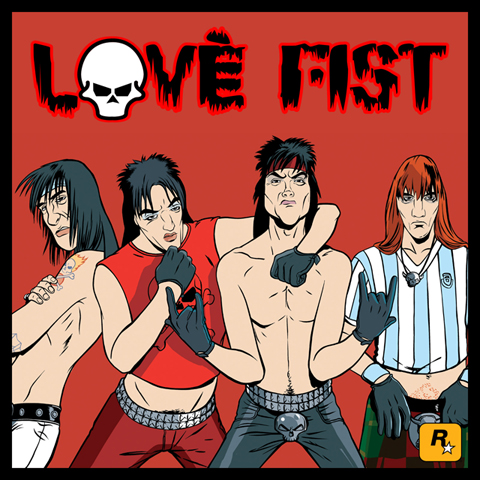 Love Fist iTunes