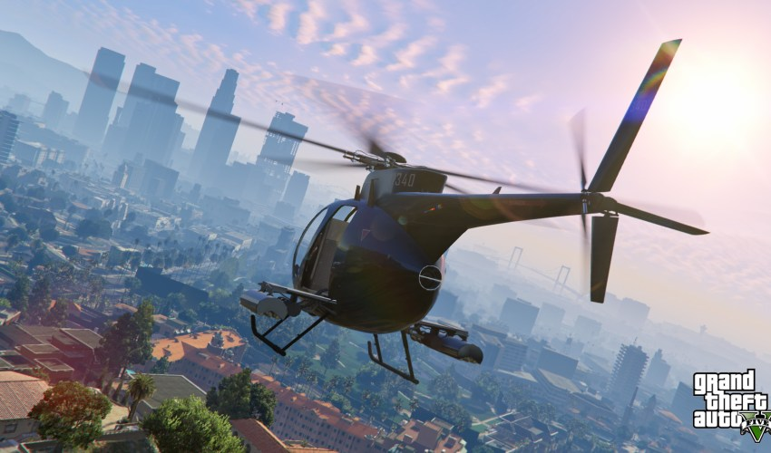 Grand Theft Auto V Dated For PlayStation 4, Xbox One & PC 1