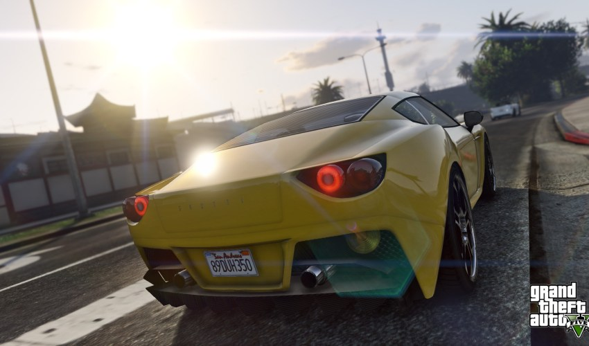Grand Theft Auto V Dated For PlayStation 4, Xbox One & PC 5
