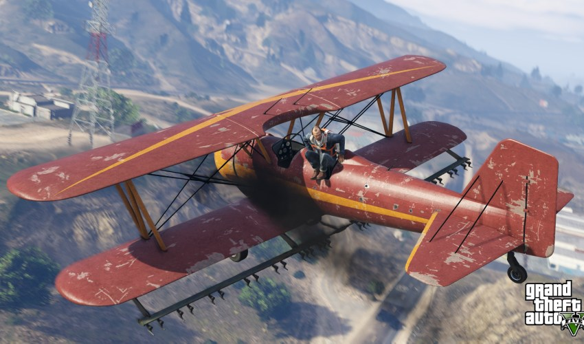 Grand Theft Auto V Dated For PlayStation 4, Xbox One & PC 9