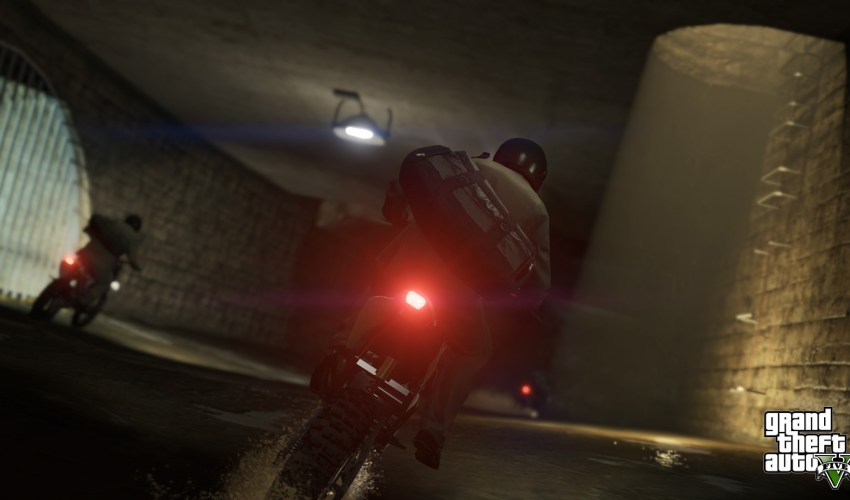 Grand Theft Auto V Dated For PlayStation 4, Xbox One & PC 10