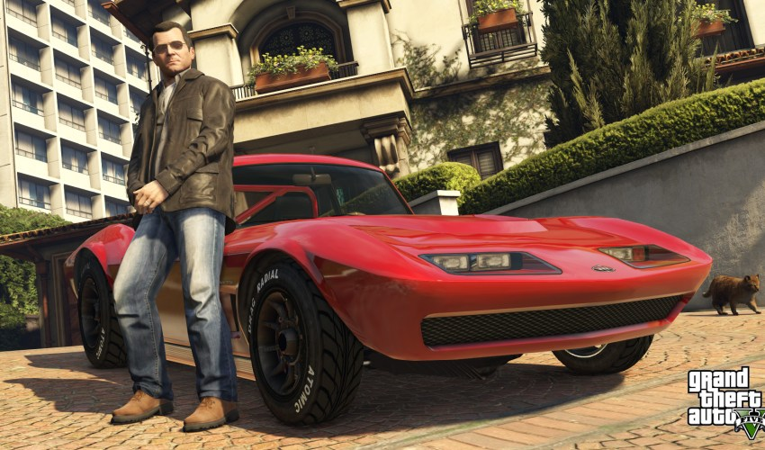 Grand Theft Auto V Dated For PlayStation 4, Xbox One & PC 15