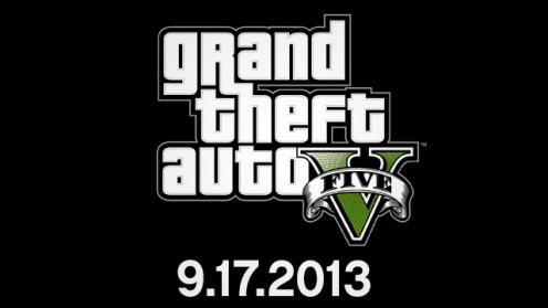 Grand Theft Auto V Release Date 9.17.2013