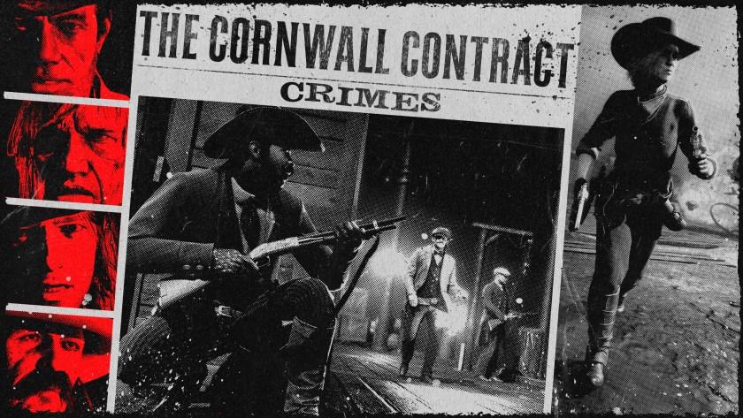 Le contrat Cornwall dans appel aux armes
