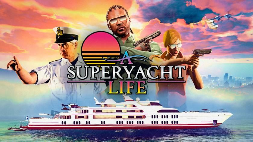 Les missions du yacht de luxe sont triplées sur GTAOnline
