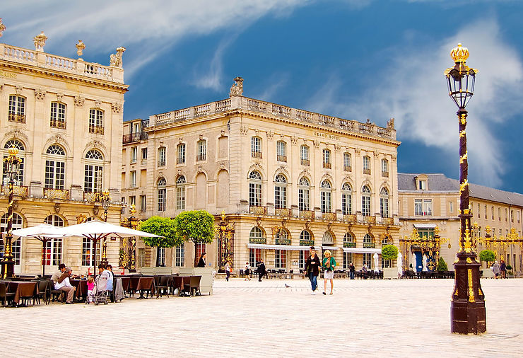 Place Stanislas, Nancy - France