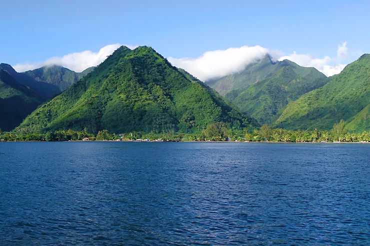 Tahiti, la porte d'entrée du paradis