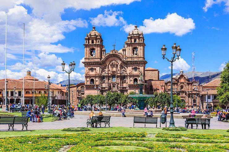 Plaza de Armas, Cuzco - Pérou