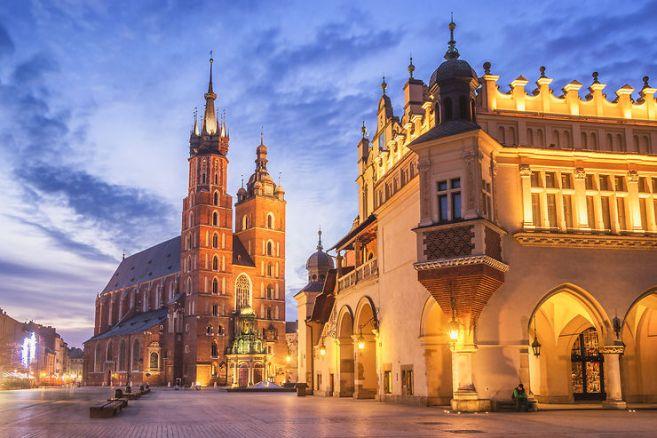 Cracovie, la belle Polonaise : Idées week end Cracovie Pologne - Routard.com