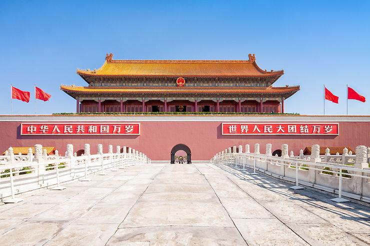 Tian'Anmen, Pékin - Chine