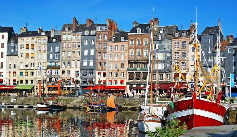Where to go within 100 km of Rouen?