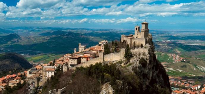 principais cidades da Itália ravenna