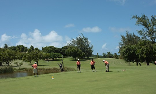 Onboard Experience   Royal Caribbean International Cedar Valley Golf Course