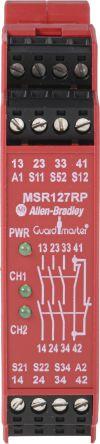 440RN23135 | Minotaur MSR127RP Safety Relay, Single