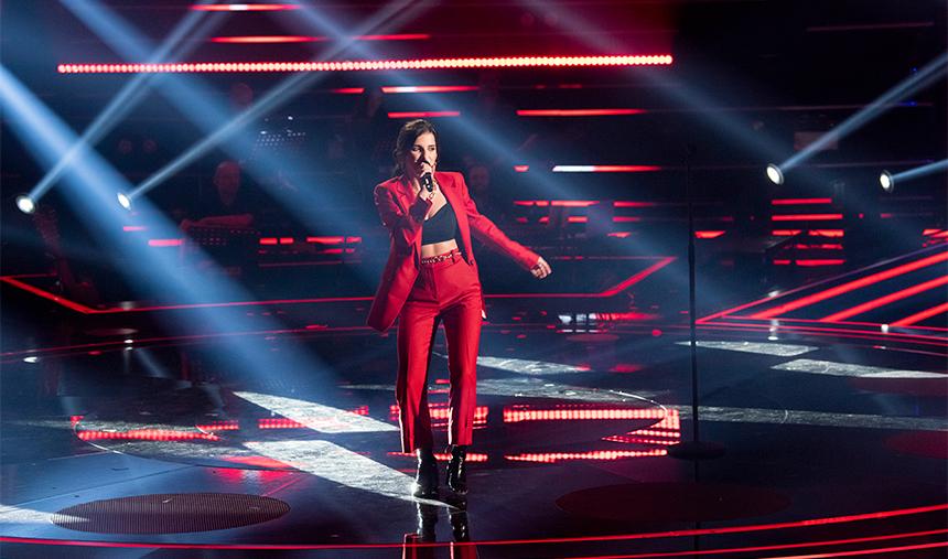 "Rita Sanches - ""Fala-me de ti"" | Final - The Voice Portugal"