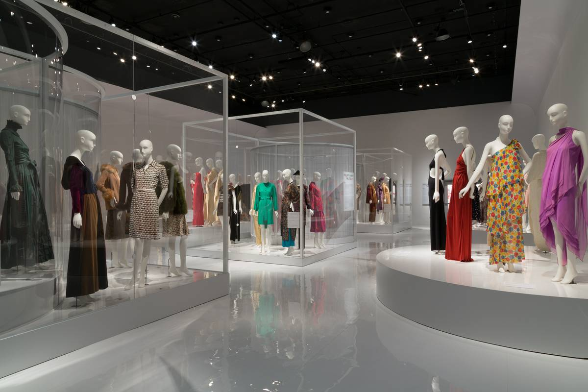Image result for museum at the fashion institute of technology