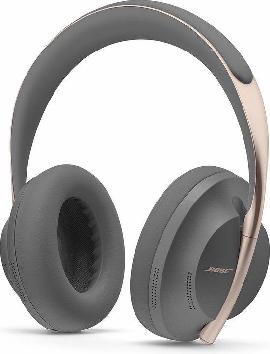 Bose Noise Cancelling Headphones 700 met oplaadcase - Zwart/Goud