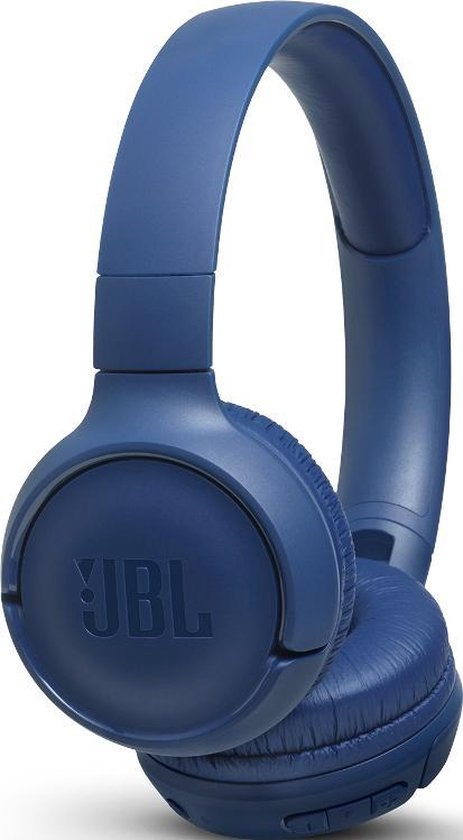 JBL Tune 500BT - Draadloze on-ear koptelefoon - Blauw