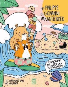 Het Philippe en Giovanni vakantieboek