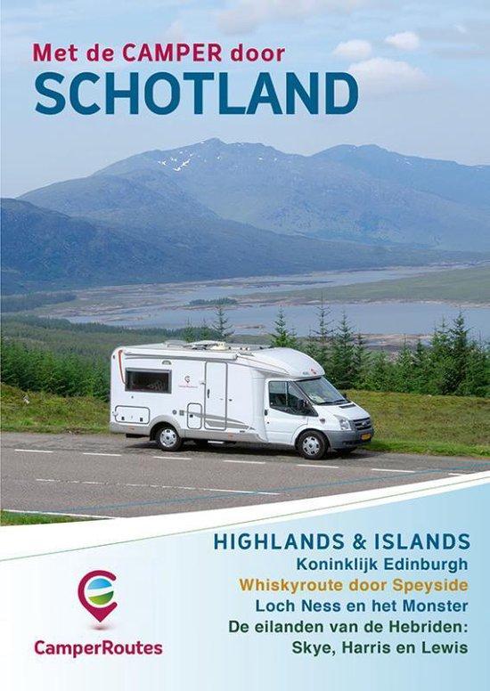 """CamperRoutes - Met de camper door Schotland"""""""