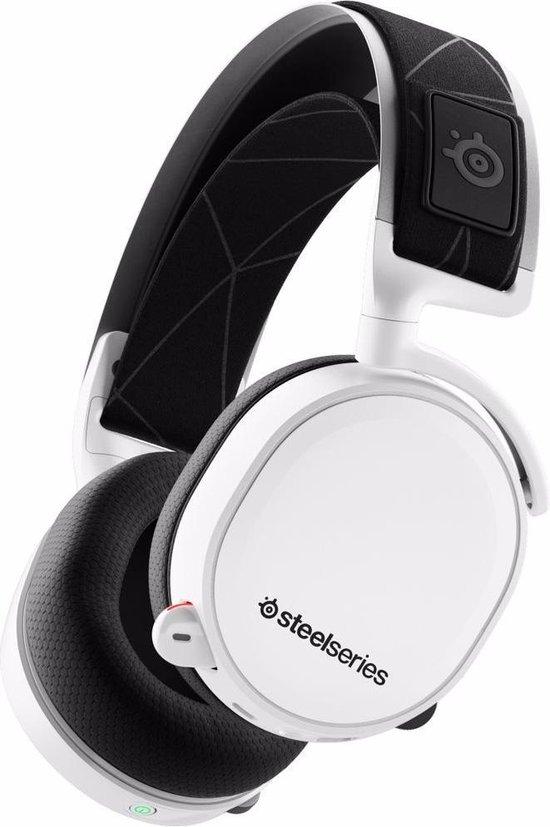SteelSeries Arctis 7 - Draadloze Gaming Headset - Wit - PC