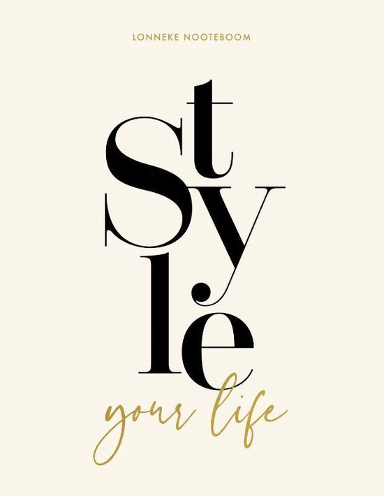 """Style your Life"" by Lonneke Nooteboom"