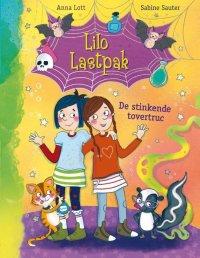Lilo Lastpak - Lilo lastpak. De stinkende tovertruc