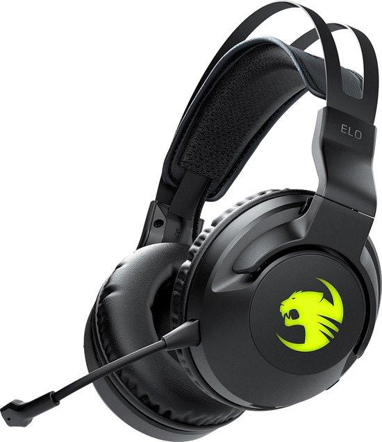 ROCCAT ELO 7.1 AIR Gaming Headset - PC - Zwart
