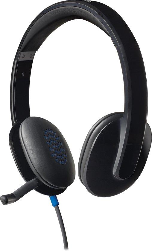 Logitech H540 - USB Headset - Windows & Mac