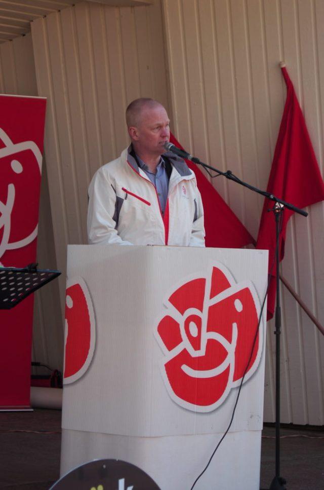 Ordförande Per Svenbergs inledningsanförande