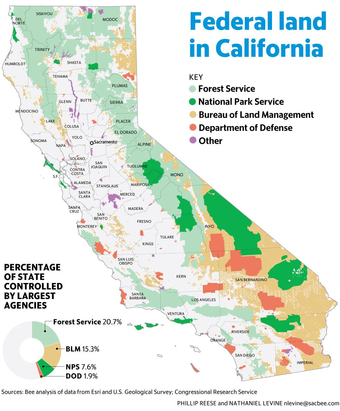 7 must-see Bureau of Land Management destinations in California   California  Sun