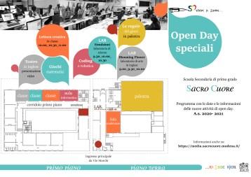 Esterno open day
