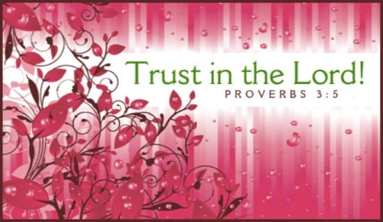 Free Proverbs 35 ECard EMail Free Personalized