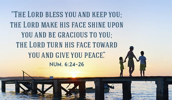 Image result for May the Lord bless you
