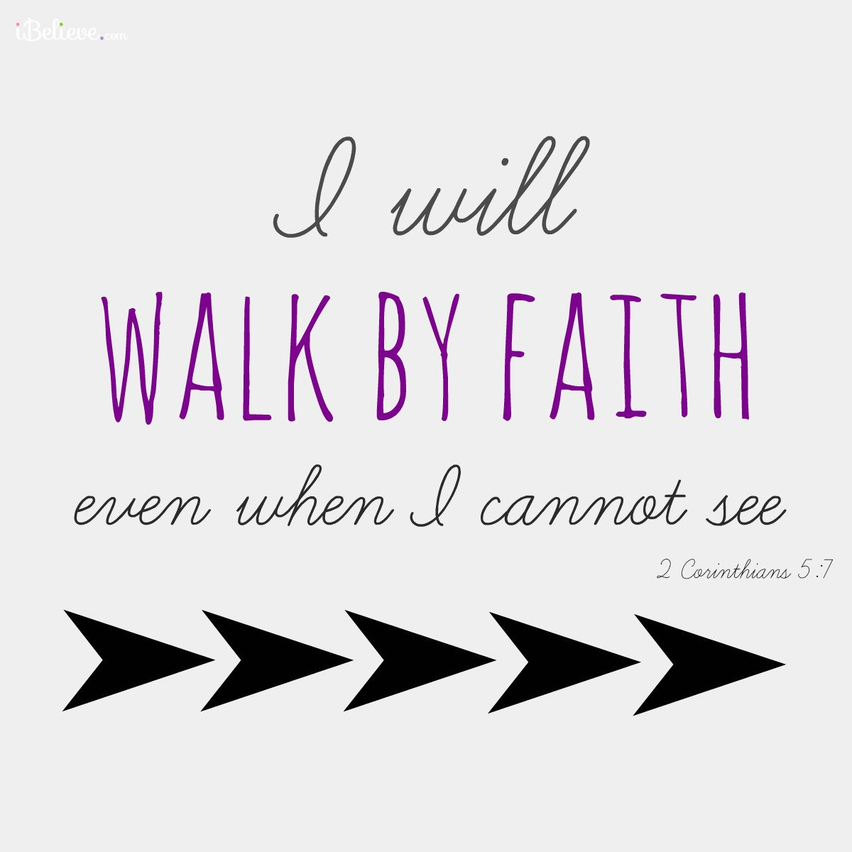 Image result for walk by faith