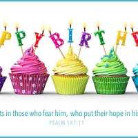 happy birthday my dearest ones.