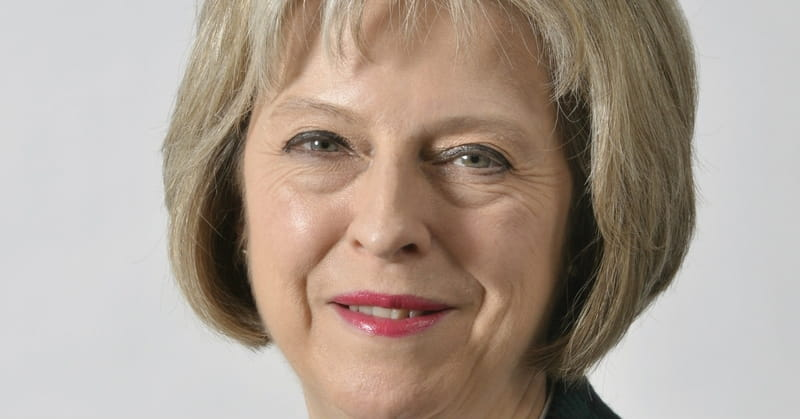 UK PM Theresa May Champions Role of Christianity in British Society