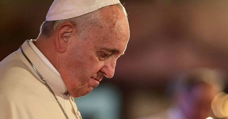 Pope Francis Says It's Better to be an Atheist Than a Hypocritical Christian