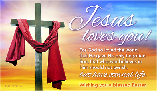 Happy Clip Art Jesus Loves You