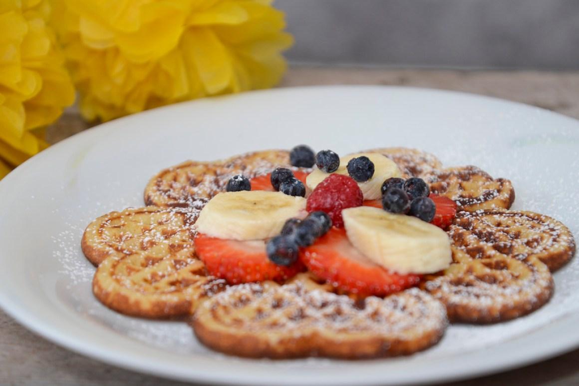cheesecake waffle 3