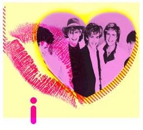 I heart Duran Duran