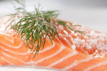 Vodka and Citrus Cured Salmon is a damn classy way to cook with booze