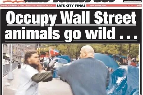 Friday's New York Post