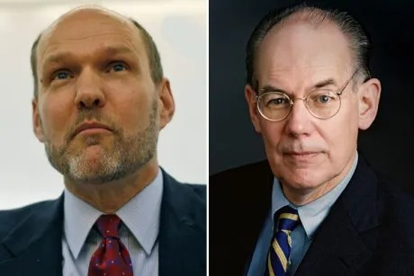 Stephen Walt and John Mearsheimer
