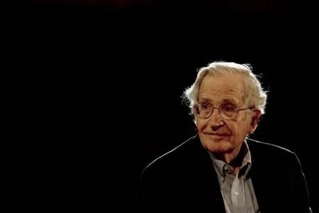 When Chomsky wept