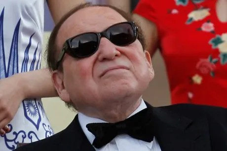 Investigating leading GOP moneyman Sheldon Adelson